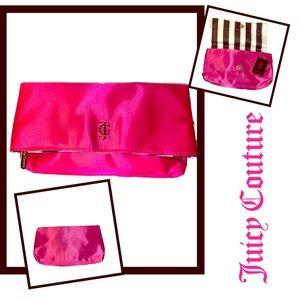 JUICY COUTURE NWT Clutch/Pochette/Makeup Bag
